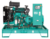 Secure Open Generator Sets: C17 (X2.5 Series)