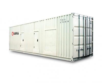 Containerized Power Plan