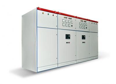 Parallel Distribution Cabinet Control System