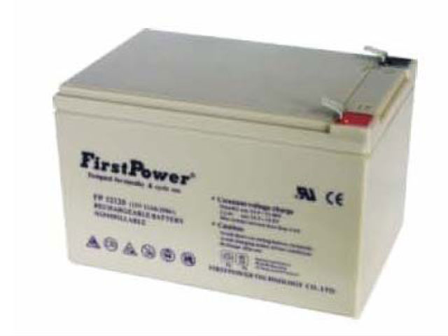 Battery 12 Volt. 13 Amp.