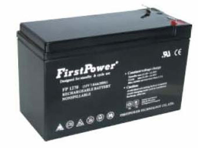 Battery 12 Volt 7.2 Amp