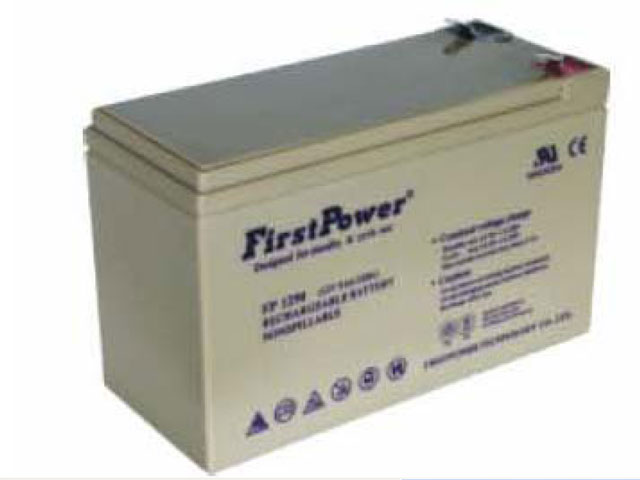 Battery 12 Volt. 9.0 Amp.